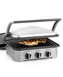 Macys Kitchen Appliances Cuisinart Gr 4n Griddler Electrics Kitchen Macys Bridal And