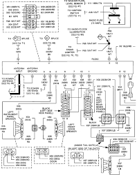 2001 jeep cherokee wiring diagram stereo 2001 2001 jeep cherokee radio wiring diagram 2001 image on 2001 jeep cherokee wiring diagram