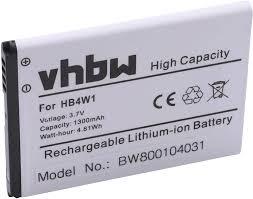 Battery for Huawei Ascend W2-U00 Li-ion ...