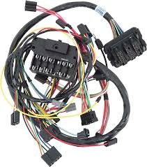 mopar parts electrical and wiring wiring and connectors 1969 dart under dash wire harness