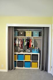 simple closet ideas for kids. Another Idea For Copeland\u0027s Closet - Cubby With Canvas Bins On Top Hanging Clothes *exactly What I\u0027m Thinking The Baby In Whatever Simple Ideas Kids N