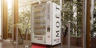 Champagne Vending Machine Magnificent BREAKING NEWS Champagne Vending Machines Are Now In Australia