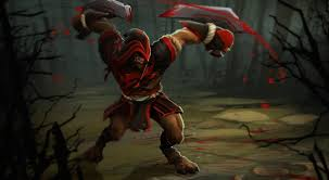 HD Art <b>Bloodseeker</b> Dota 2 Wallpaper and images collection for ...