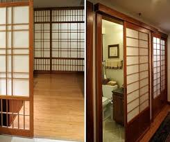Japanese shoji doors Wall How To Make Japanese Sliding Doors Wardrobe Doors Direct How To Make Japanese Sliding Doors Bedroom Pinterest Doors