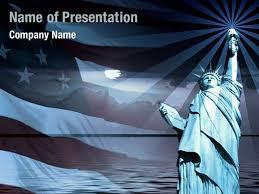 American Glory Powerpoint Templates American Glory