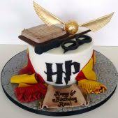 Harry Potter Birthday Cake Cakes By Robin