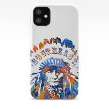 Native American Design Phone Cases Southeast Native American Logo Design By Sharon Cummings Iphone Case