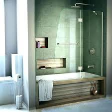 shower curtain vs door page sliding glass door curtain glass door tub shower curtain or glass
