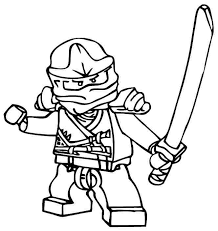 Small Picture Ninjago coloring pages cole ColoringStar