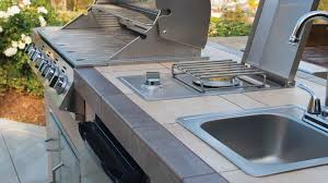 luxury grill for outdoor kitchen bomelconsult bbq grill with sink