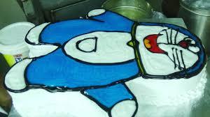 Doraemon Cake Design Choclate Cake Decorations Birthday Cake