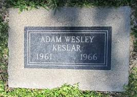 Adam Wesley Keslar (1961-1966) - Find A Grave Memorial