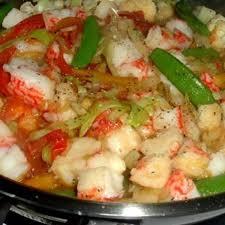Imitation crab meat recipes ...