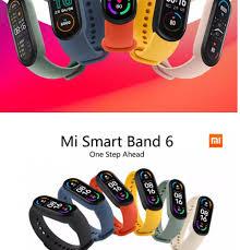 Xiaomi Miband 6 Vòng đeo tay thông minh Mi Smart Band 6 BHR4951GL- Hàng chính  hãng Digiworld - Vòng Đeo Thông Minh - Vòng Theo Dõi Vận Động