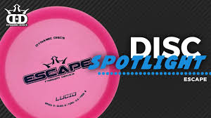 Dynamic Discs Flight Chart 2019 Dynamic Discs Escape