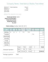 Weekly Attendance Register Template Weekly Attendance Register Template Grupofive Co