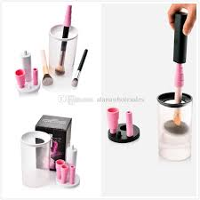 newest makeup brush cleaner machine dryer wash cleaning brushes make up brushes cleanser tool kit electric cleaning makeup brushes for all s makeup kits