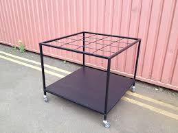 Rug Display Stand RUG CHEST 100 X 100 UK Display Stands 11