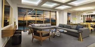3 Bedroom Penthouses In Las Vegas Custom Decorating Design