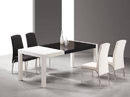modern black and white furniture. furniture info ideas dining room chairs modern black and white