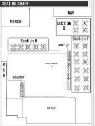 Rocklahoma Seating Chart Tickets For Dirty Honey Rolling 7s Tour