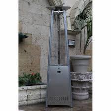 propane patio heater costco. Plain Heater ZENTEMP 3sided Glass Tube Stainlesssteel Propane Patio Heater To Costco