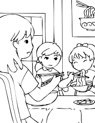 Korea Coloring Page Print This Page