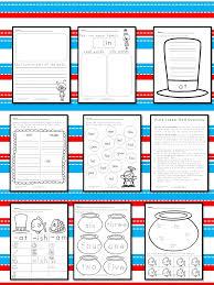 Dr Seuss Birthday Activities Worksheets | Homeshealth.info