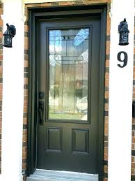 residential front doors with glass. Metal Glass Doors Modern Residential Front Door L Image Of Single Designs Storm With C