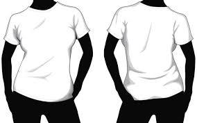 Tee Shirts Templates Collection Of Blank T Shirt Mockup Templates