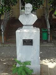 Павлов Иван Петрович Википедия Памятник бюст в городе Туапсе