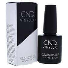 Buy <b>CND VINYLUX WEEKLY TOP</b> COAT 0.5oz Online at Low Prices ...