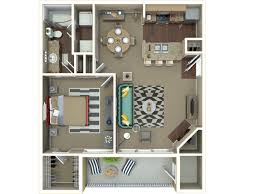 Apartments Floor Plans 2 Bedrooms
