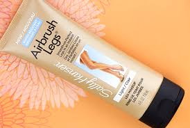 Sally Hansen Airbrush Legs Color Chart Sally Hansen Airbrush Legs Lotion Makeup Review Airbrush