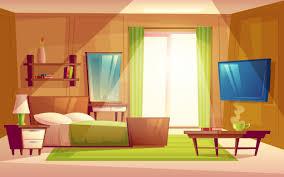 cozy modern bedroom living room