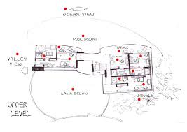 villa floor plans house plans for vacation al in costa rica book a luxurious holiday house in costa rica accommodation rates casa fantastico