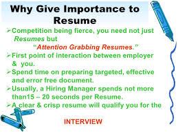 Modern Decoration Effective Resume Writing Effective Resume Writing