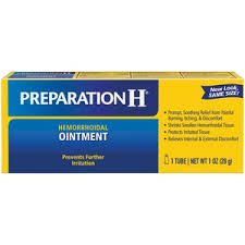 Hemorrhoid Size Chart Preparation H Hemorrhoid Symptom Treatment Ointment Itch Relief