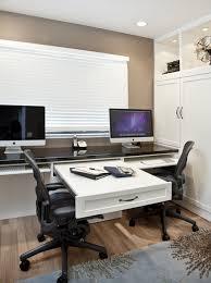 traditional custom home office. side tilt wall bed u0026 custom cabinetry in home office traditional