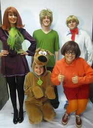 scooby gang costume