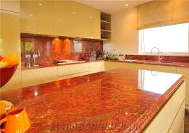 red marble countertop private residence toorak 8 rosso impero red marble countertops