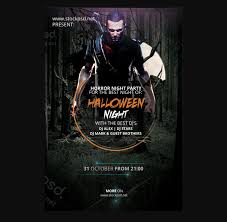Halloween Flyers Templates 16 Halloween Party Flyer Psd Templates Free Download Designyep