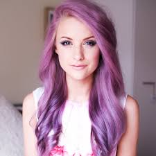 Purple Hair Style These 25 Purple Hairstyles Will Make You Want To Dye Your Hair 5123 by wearticles.com