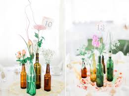 View in gallery Grouping of bottles and flowers (photo credit: Jordan  Brittley)