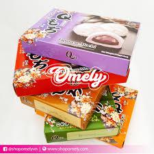 Bánh dẻo Mochi nhiều vị - Đài Loan - 210g - Omely - Candy & Snack Shop