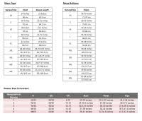 Nebulus Jacket Size Chart Nebulus Ski Jacket Freestyle