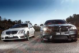 Hauling more than your family. 2010 Super Sedan Stoush Bmw M5 Vs Mercedes Benz E63 Amg Comparison