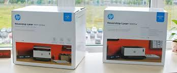 Лазерный <b>принтер HP Neverstop Laser</b>, который работает без ...