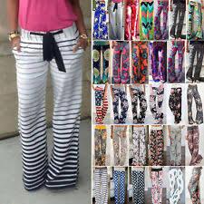 <b>Summer</b> Floral Pants for Women | eBay