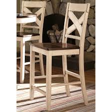 antique white bar stools. Limonium Antique White Cross Back Counter Stools (Set Of 2) | Overstock.com Shopping - The Best Deals On Bar U